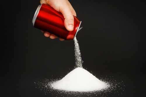 zuccheri nella coca cola